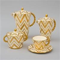 kávový soubor (set of 15) by pavel janák