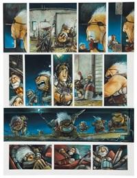 maser iii (from les gardiens du maser, l'oeil de la mer, tome 3) by massimilano frezzato