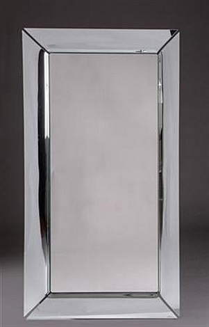 Large wall mirror by philippe starck on artnet for Philippe starck miroir