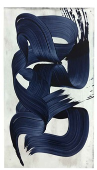 take 118 - blue black by james nares