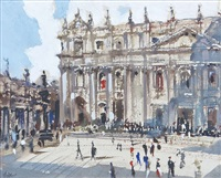 the vatican by james le jeune