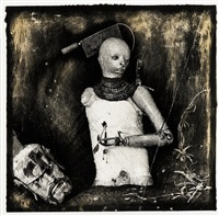un santo oscuro by joel-peter witkin