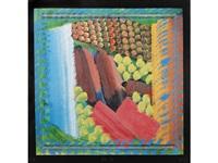 red bermudas by howard hodgkin