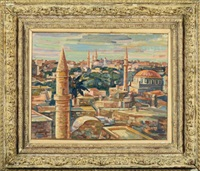 istanbul by konstantinos maleas