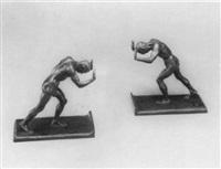 pushing man by isidore konti