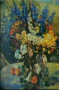fleurs des champs by vassili brataniuk
