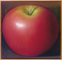 red apple by paul linfante