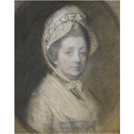 portrait of mrs thomas gainsborough neé margaret burr by thomas gainsborough