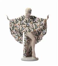 danzatrice ambretta by sandro vacchetti