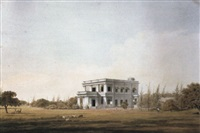 adyar park, madras, the residence of j pugh esqre by justinian gantz