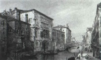 the grand canal by william henry haines