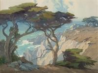 cypress - monterey by marion kavanaugh wachtel
