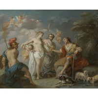 the judgment of paris by etienne jeaurat