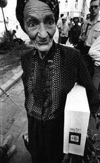 experience de photographie directe i, octobre by sergey leontiev