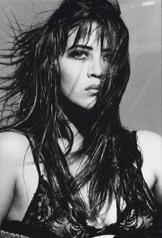 sophie marceau in lace bra paris by bettina rheims