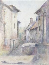 rue du vieux chartres by georges dominique rouault
