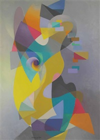 enfance by stanton macdonald-wright