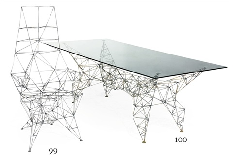 pylon table by tom dixon