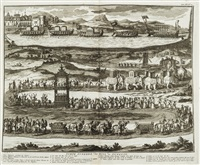 représentations cérémonies et coutumes religieuses du monde (30 works) by bernard picart