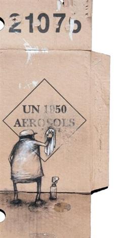 un 1950 aérosols by dran