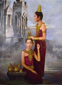 sukhothai rising by rearngsak boonyavanishkul