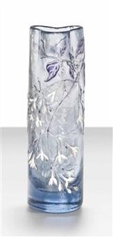 jasmine cameo vase by émile gallé