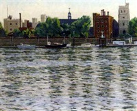 lambeth palace by william henry innes