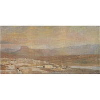 athens by polychronis lembessis