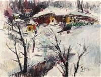 a venit iarna by iosif rosenbluth