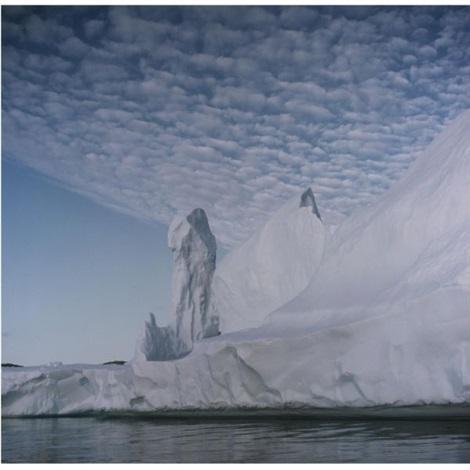 iceberg disko bay by lynn davis