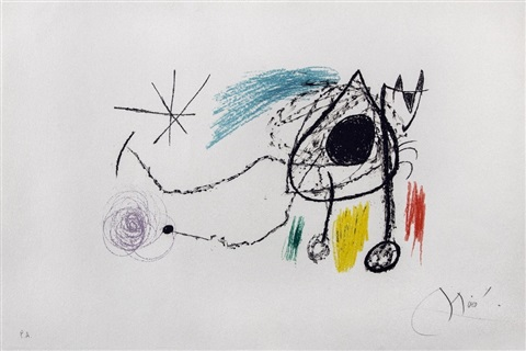 st by joan miró