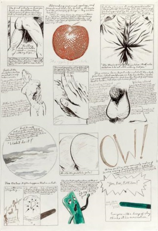 untitled the first artists by raymond pettibon