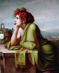 melancholy by johan kretschmar