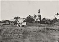 mosquee et tombeau de mourad bey by louis désiré blanquart-evrard