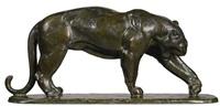 panthère (panther) by andré vincent becquerel