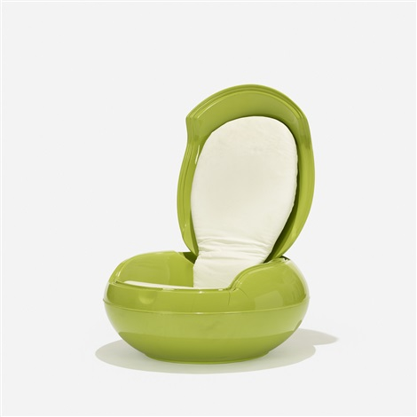 Garden Egg chair by Peter Ghyczy on artnet