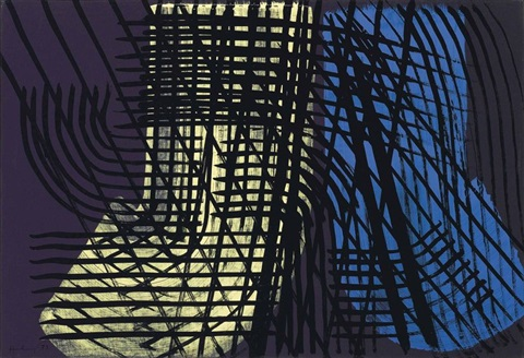 t1973 h22 by hans hartung