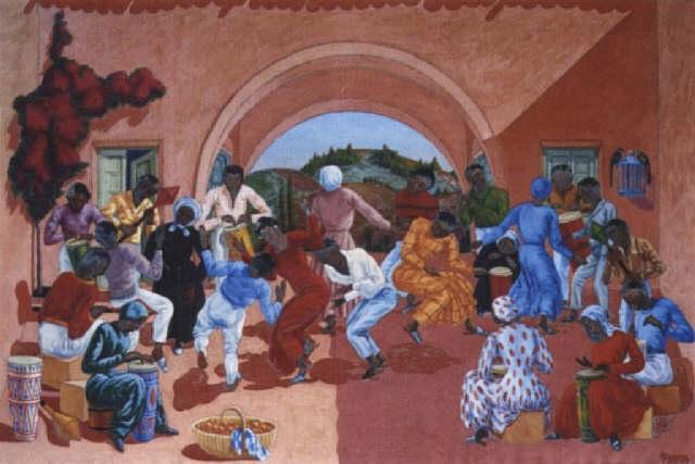 baile de negros by agustín ezcurra