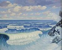 waves by dirk smorenberg