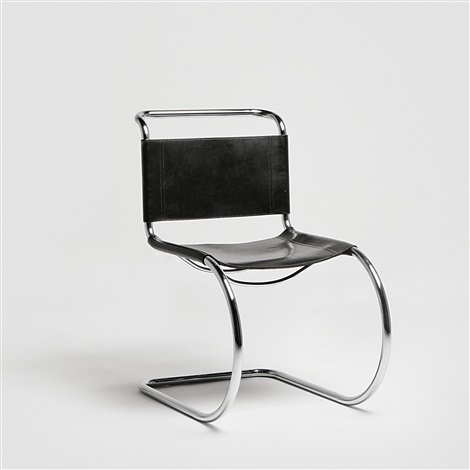 chair by ludwig mies van der rohe