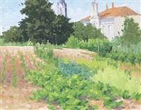 jardin au village by brett mcentaggart