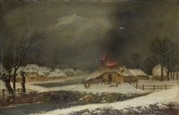 escaping from the fire by george smith of chichester