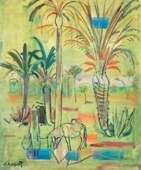 paysage marocain by james rassiat