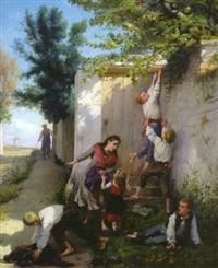 les maraudeurs by charles auguste romain lobbedez