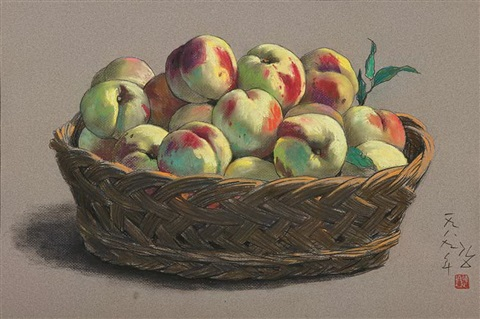 peaches by kang yeon gyun