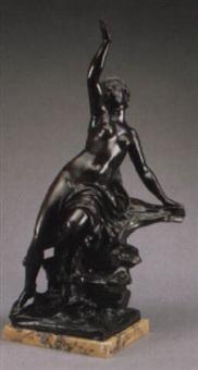 andromeda by robert le lorrain