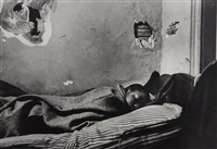 norman jr. fontanelle asleep, harlem, new york by gordon parks