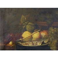 nature morte by jan pauwel gillemans the elder