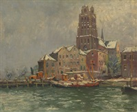 dordrecht by lajos gimes