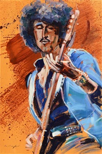 phil lynott by cornelius campbell